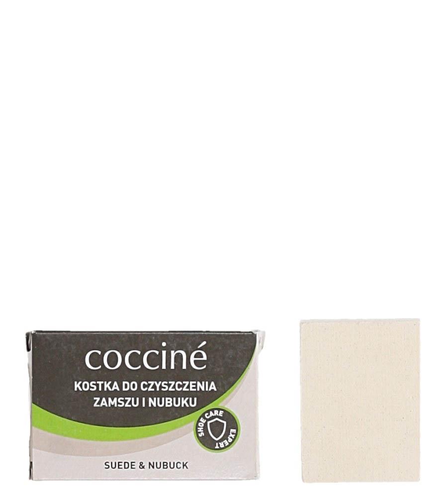 COCCINE KOSTKA GUMOWA DO ZAMSZU I NUBUKU  producent Coccine