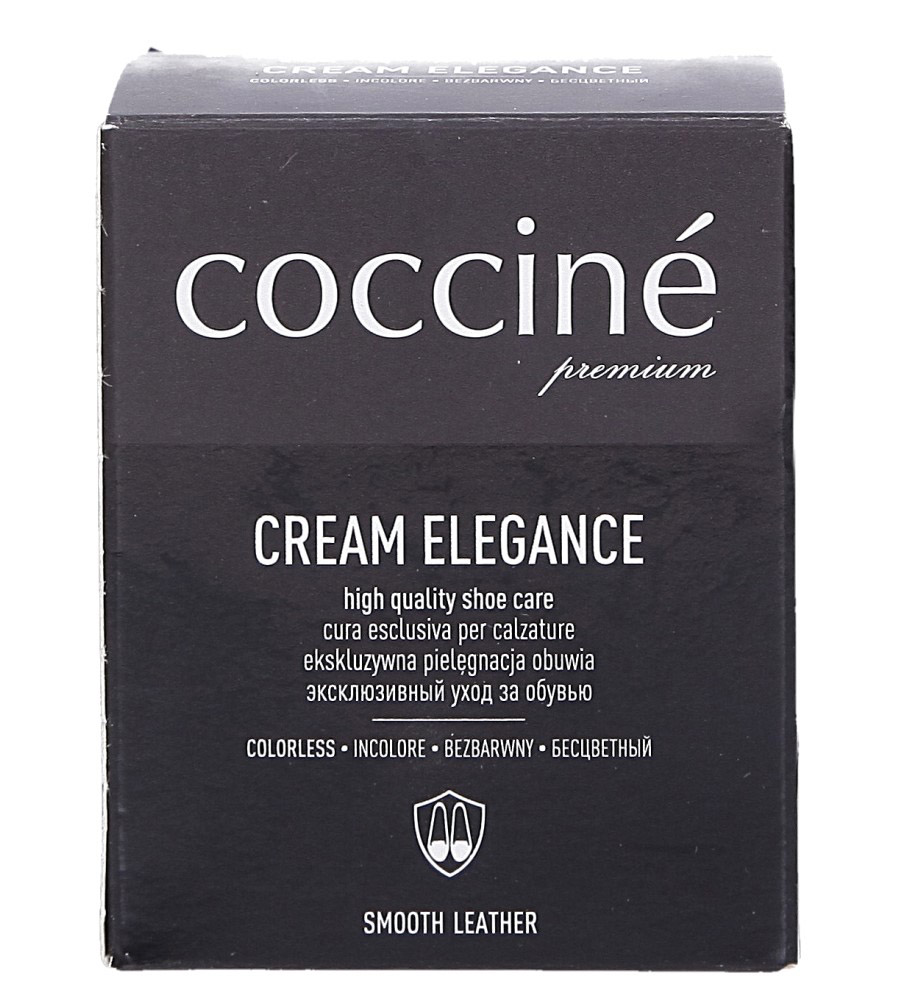 COCCINE KREM ELEGANCE BEZBARWNY producent Coccine