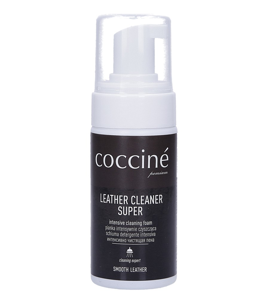COCCINE LEATHER CLEANER PIANKA producent Casu