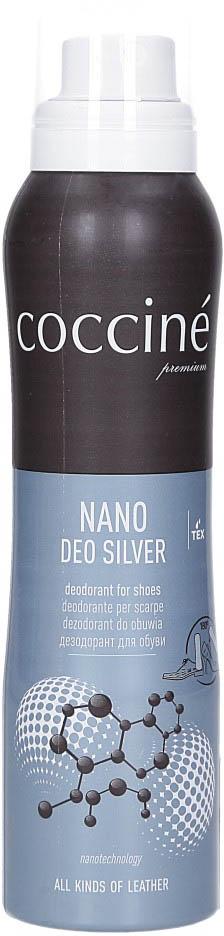 COCCINE NANO DEO SILVER DEZODORANT DO OBUWIA  150ML producent Coccine