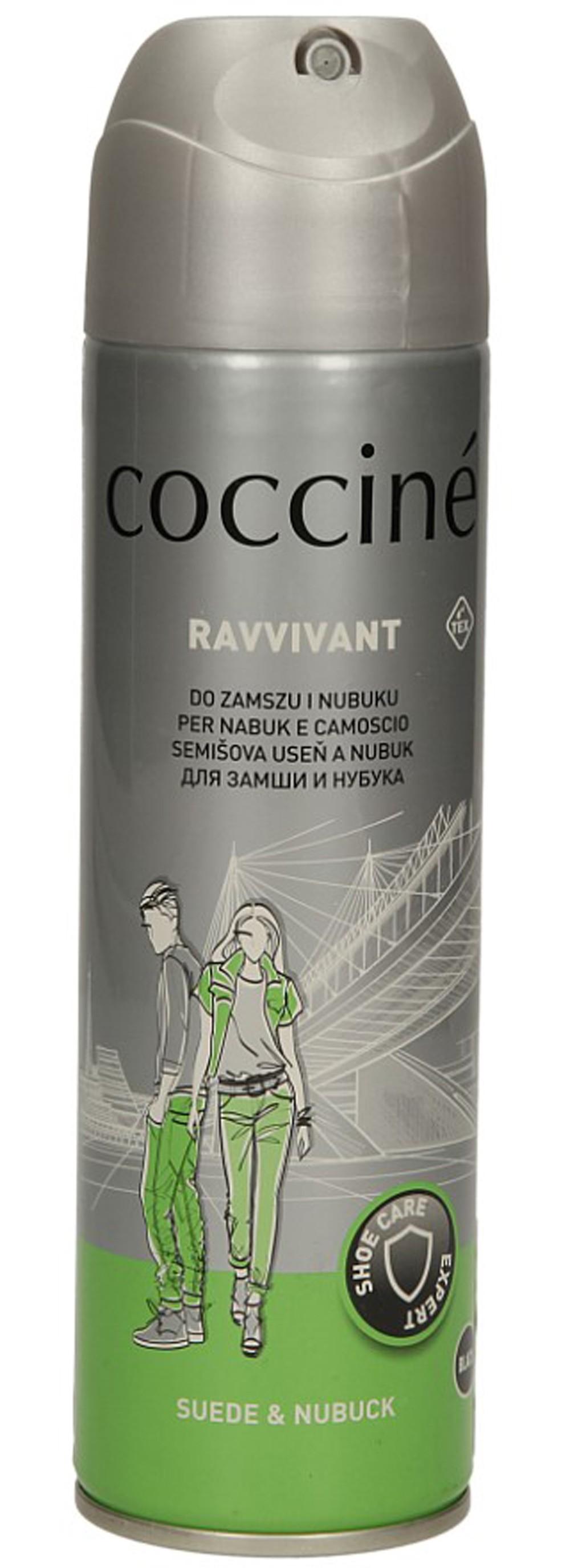 COCCINE RAVVIVANT SPRAY CZARNY 250ML producent Coccine
