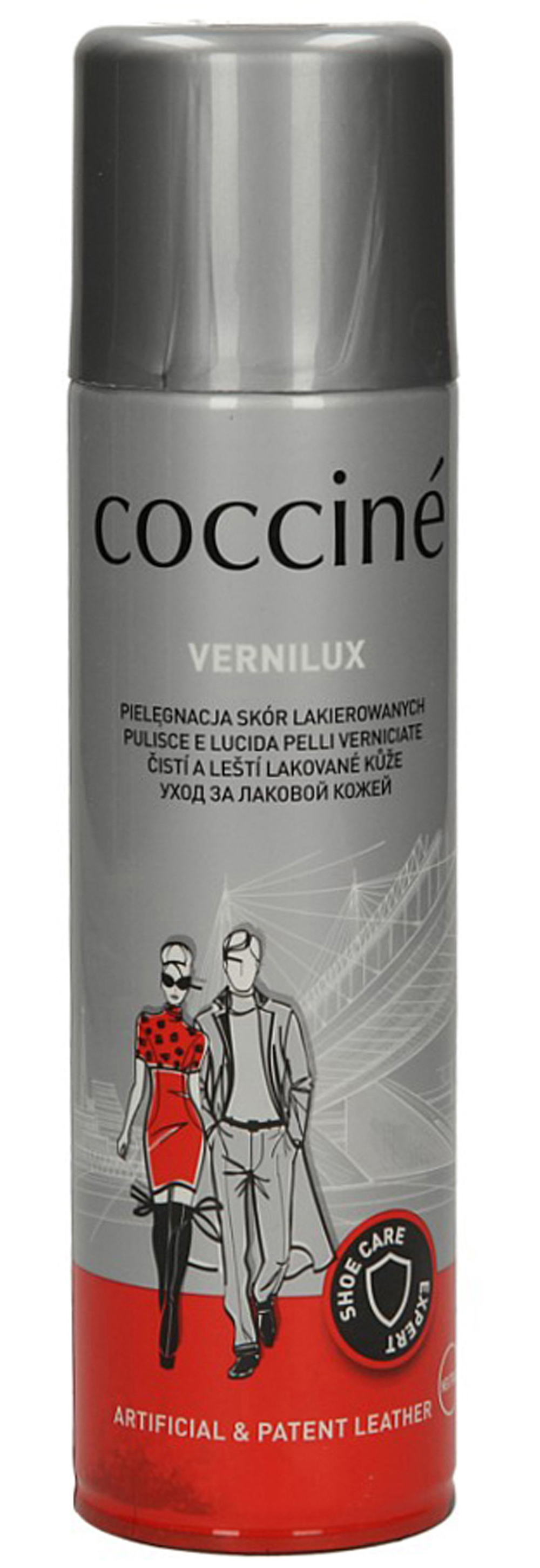 COCCINE VERNILUX SPRAY DO SKÓR LAK producent Coccine