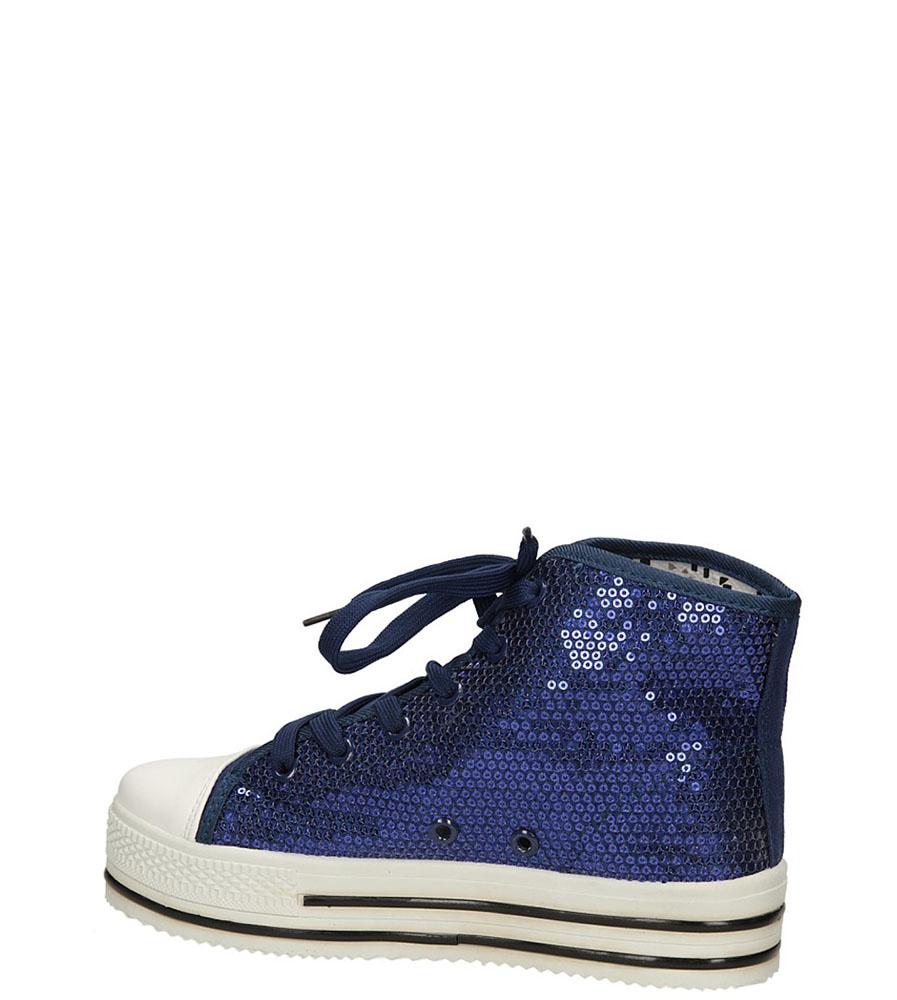 CREEPERSY CASU H836 kolor niebieski