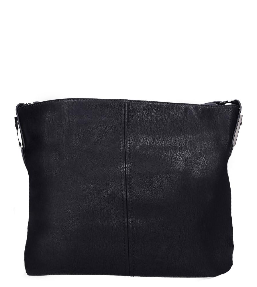 Czarna torebka Casu 2699