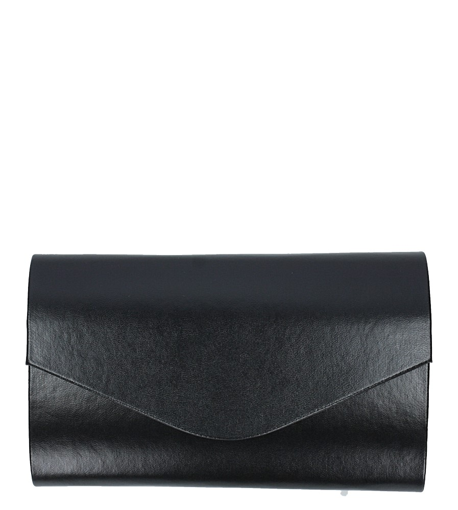 Czarna torebka wizytowa Casu R20B