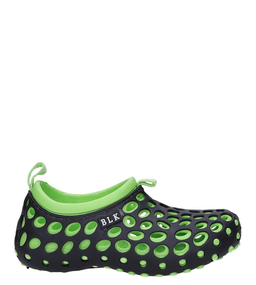 Czarne buty do wody Casu 748