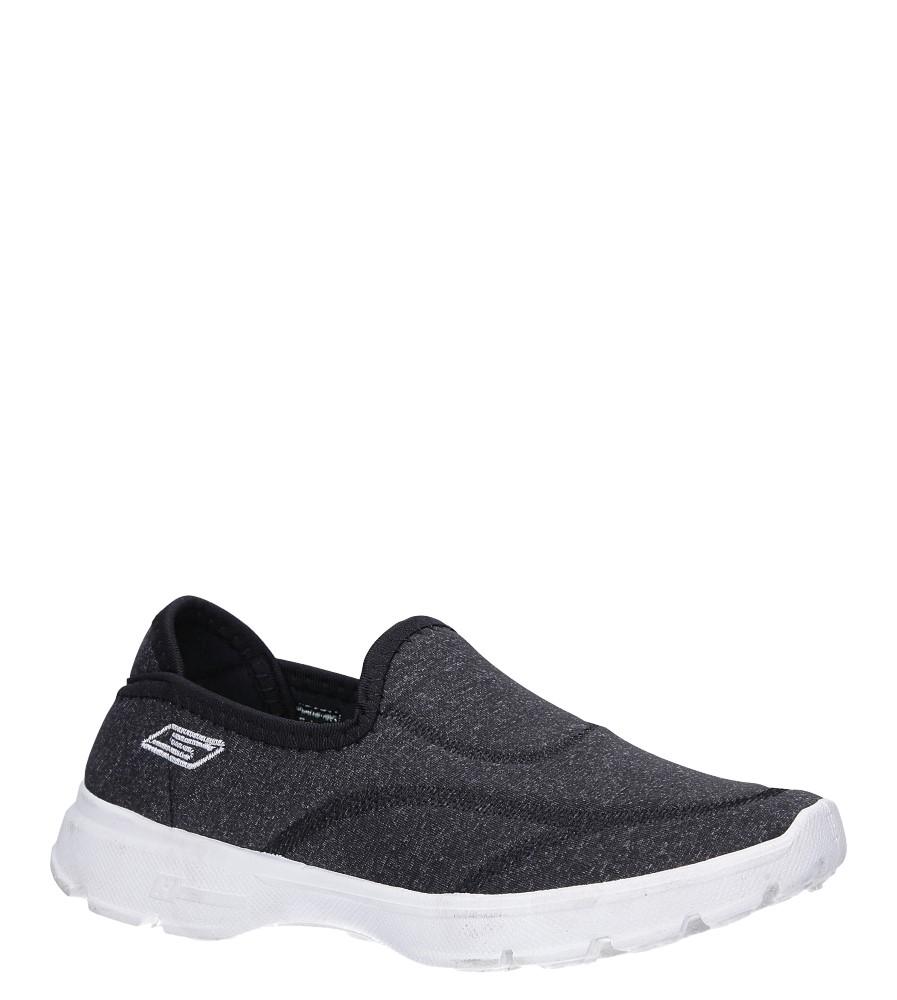 Czarne buty sportowe Casu A-7 czarny