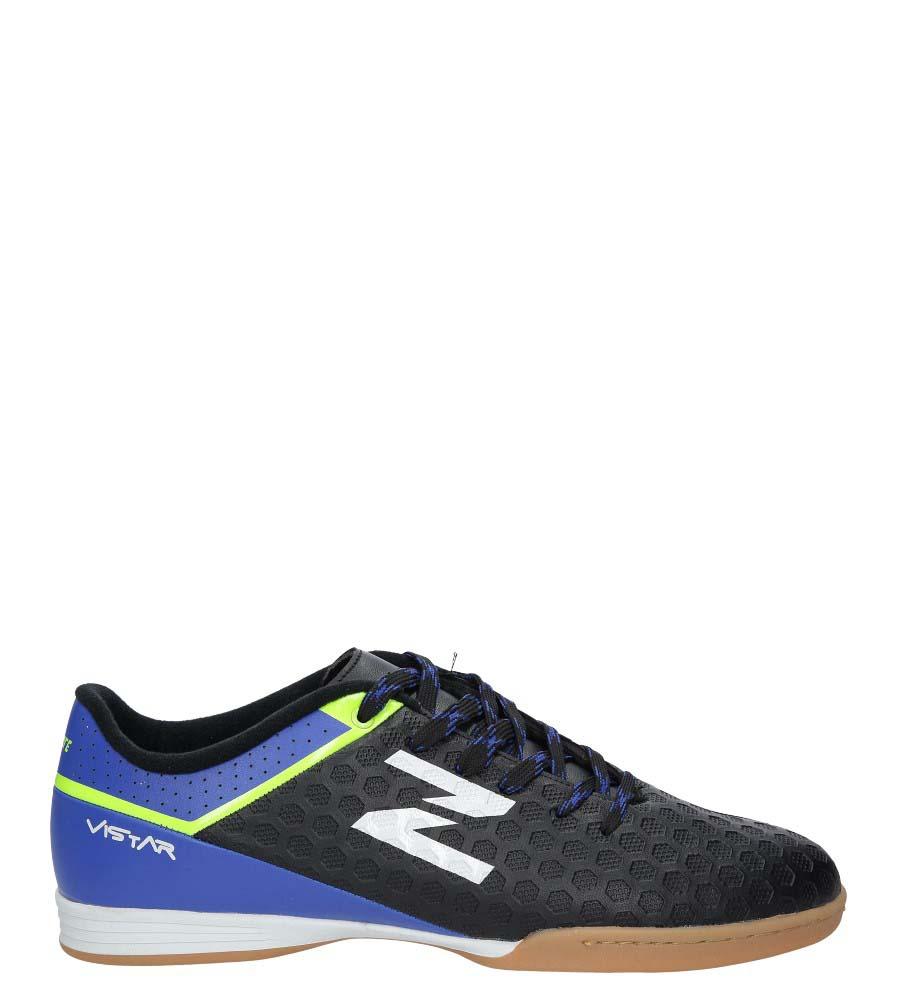 Czarne buty sportowe Casu EXC7414