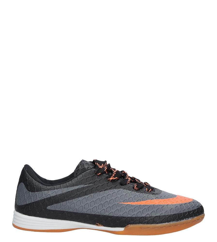 Czarne buty sportowe Casu LD280B-3