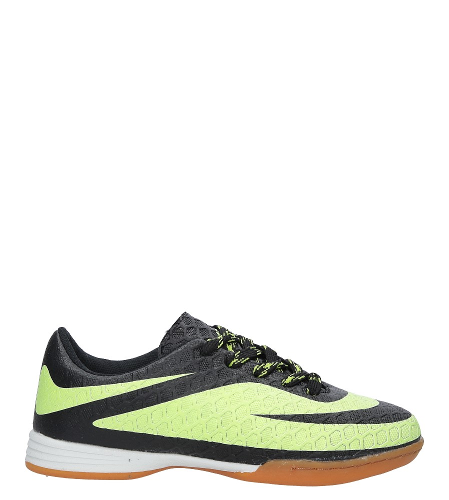 Czarne buty sportowe Casu LD280C-2