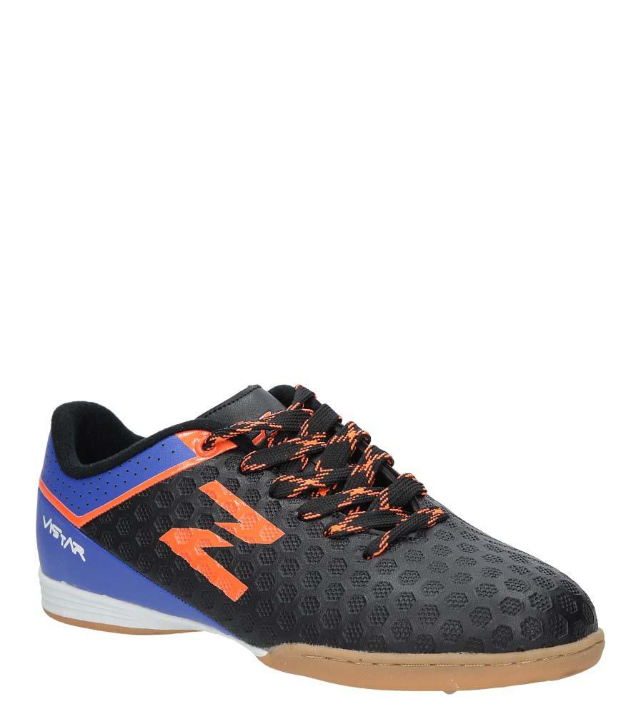 Czarne buty sportowe Casu LXC7414
