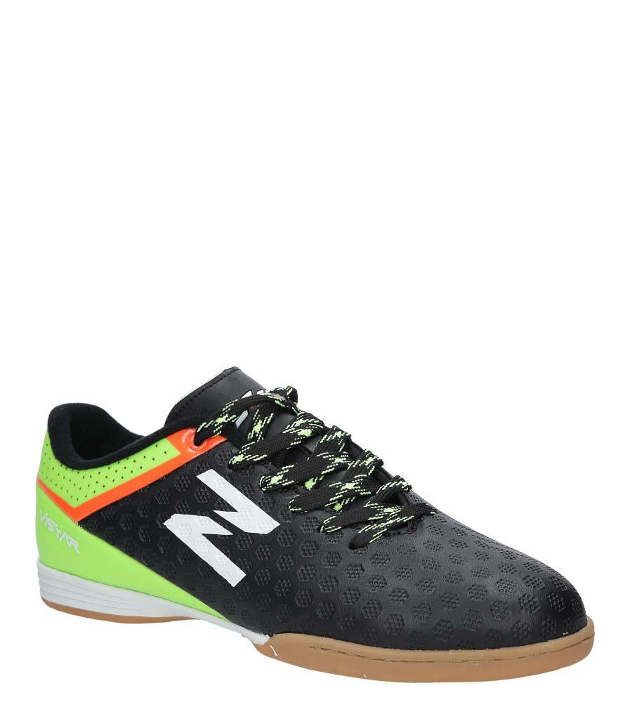 Czarne buty sportowe Casu MXC7414 producent Casu