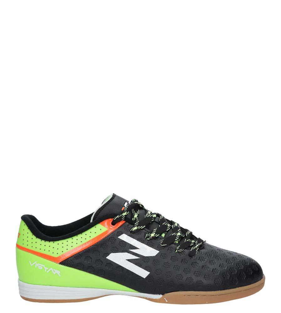 Czarne buty sportowe Casu MXC7414 model MXC7414