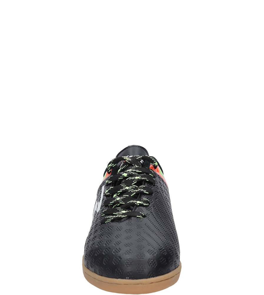 Czarne buty sportowe Casu MXC7414 sezon Całoroczny