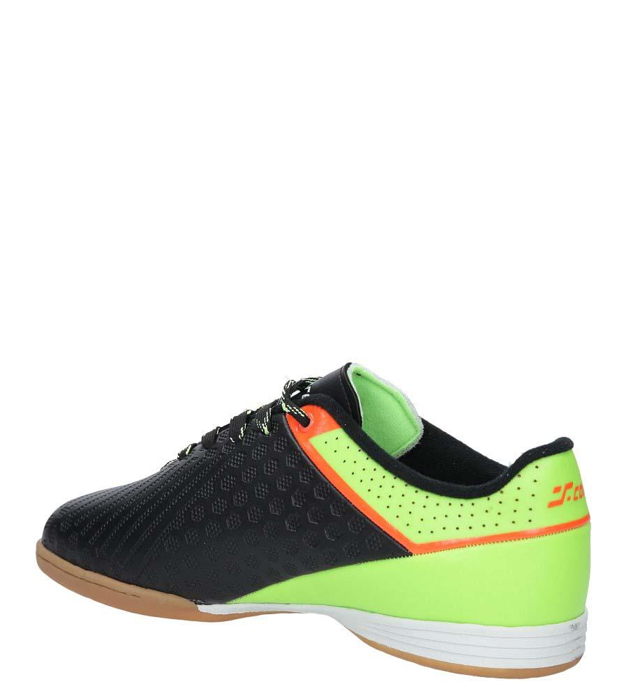 Czarne buty sportowe Casu MXC7414 kolor czarny
