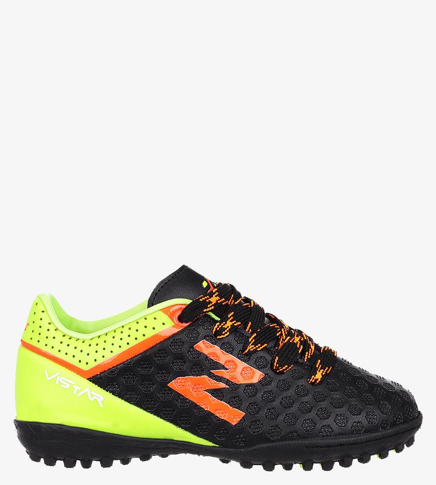 Czarne buty sportowe orliki Casu 5FB1408 czarny