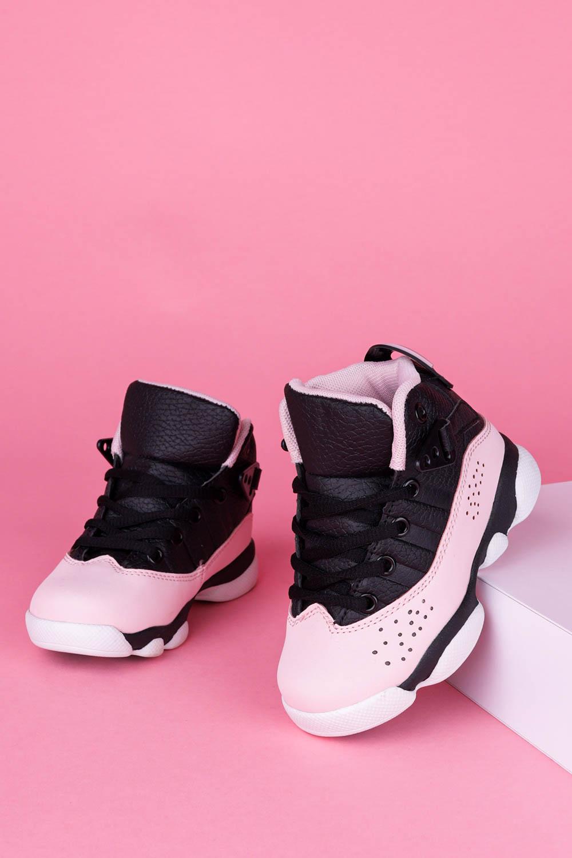 Czarne buty sportowe sznurowane Casu 201D/PB  producent Casu