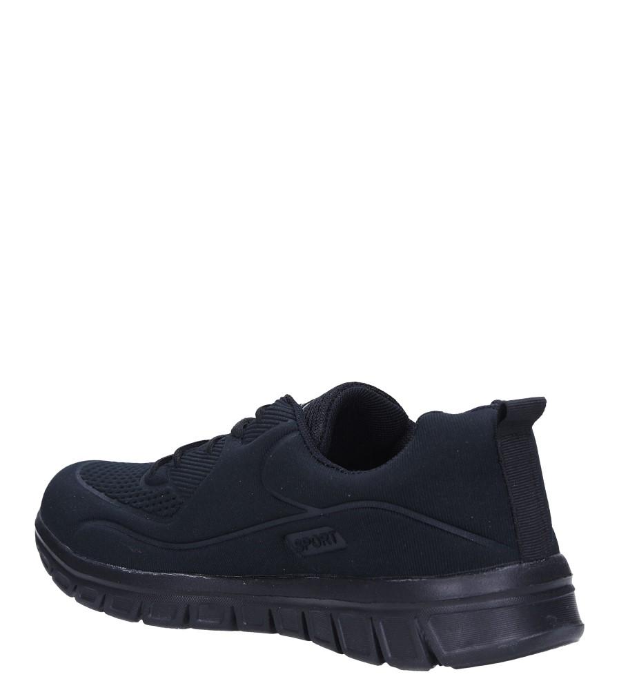 b38873e47711 ... Czarne buty sportowe sznurowane Casu X-60 sezon Całoroczny ...