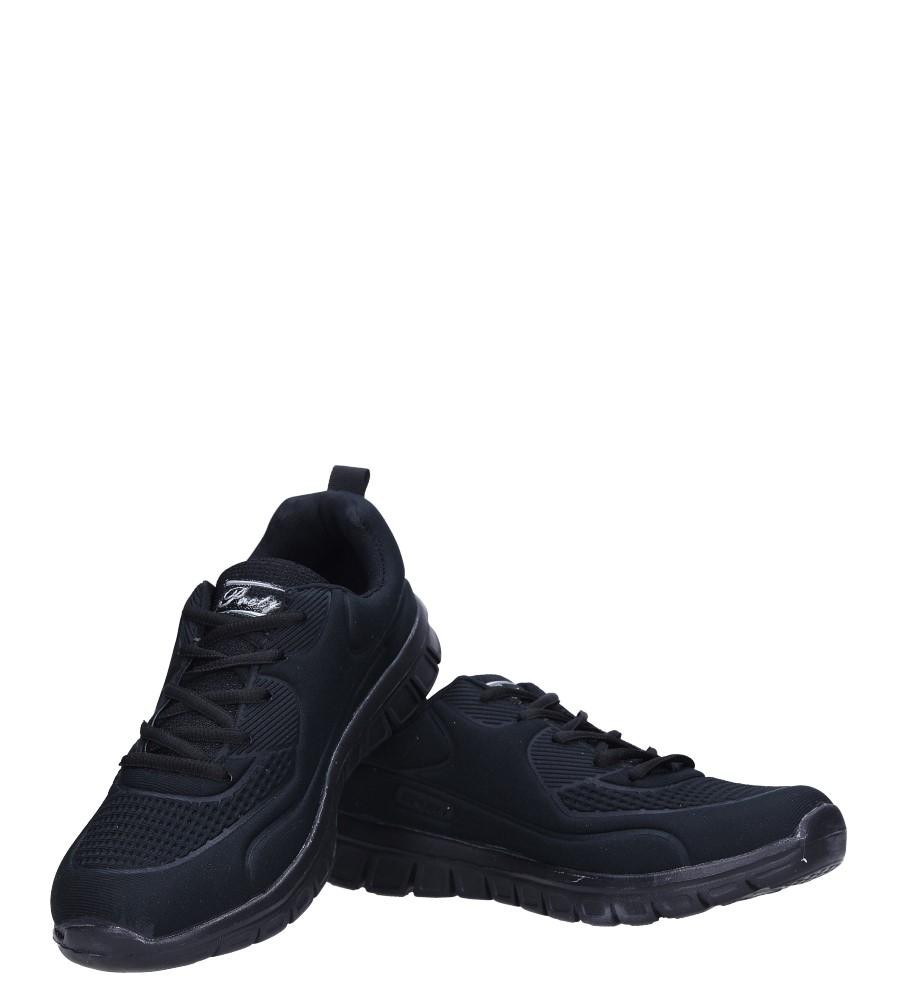74f9d9e8a1bb Buty Czarne buty sportowe sznurowane Casu X-60 - Sklep Casu.pl
