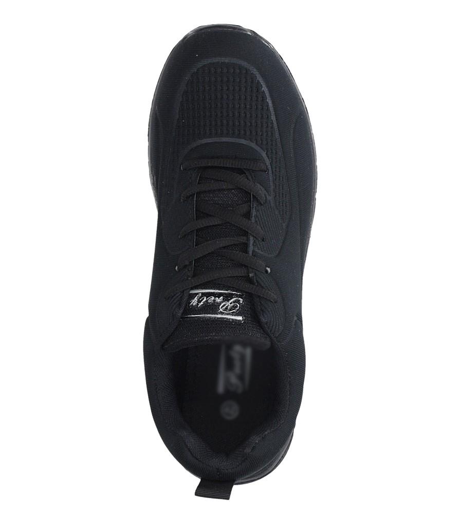 90625327c173 ... Czarne buty sportowe sznurowane Casu X-60 wys calkowita buta 13 cm ...