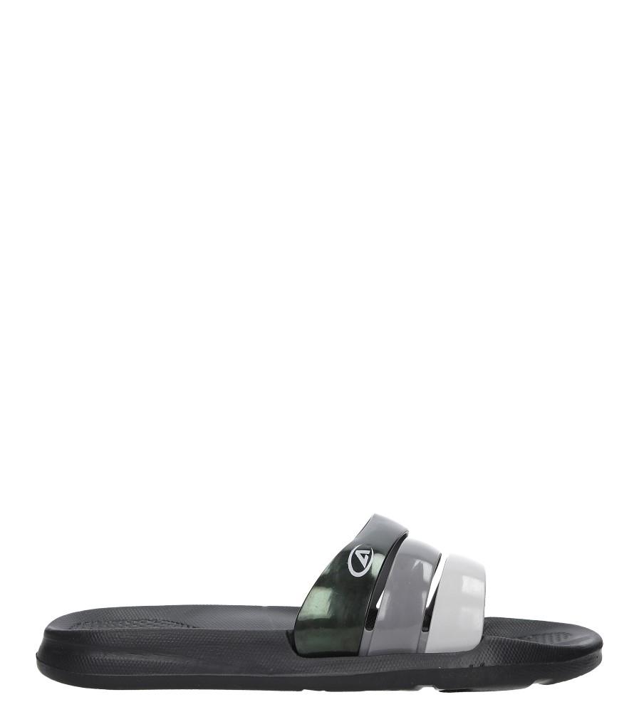 Czarne klapki American NH-S8776