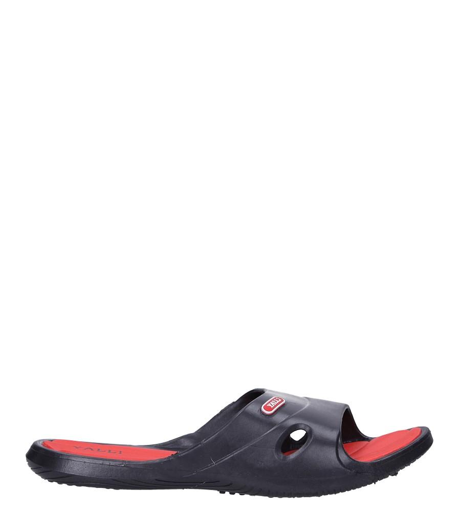 Czarne klapki basenowe Casu 3060