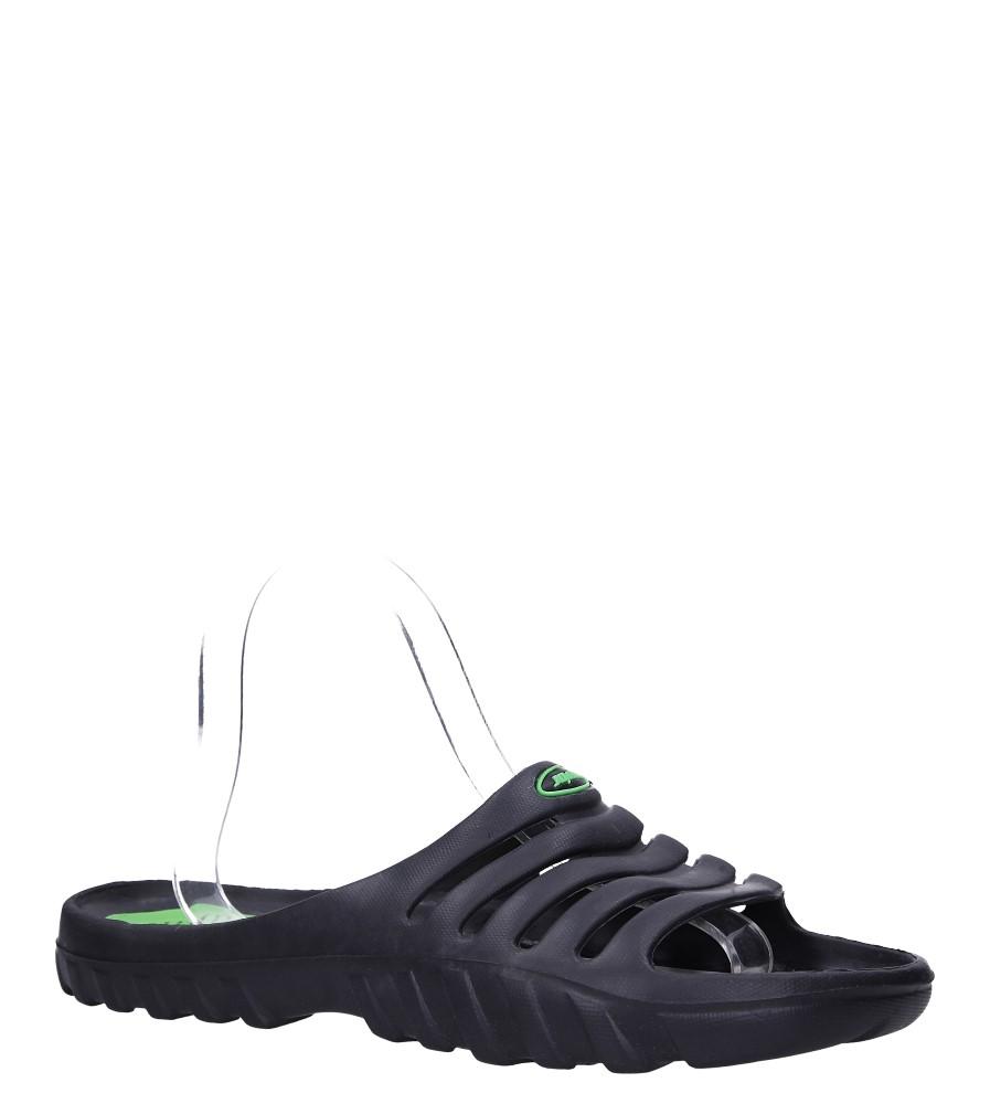 Czarne klapki basenowe Casu SU0292