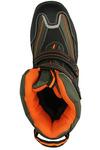 Dziecięce TRZEWIKI 2008381 czarny;zielony;pomarańczowy