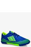 Niebieskie buty sportowe orliki sznurowane Casu 21M1/M niebieski