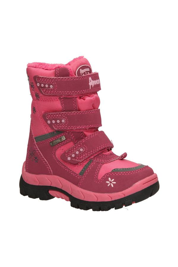 Dziecięce TRZEWIKI AMERICAN HLA31812 różowy;różowy;