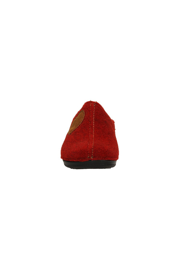 Damskie OBUWIE DOMOWE INBLU LF000016 czerwony;;