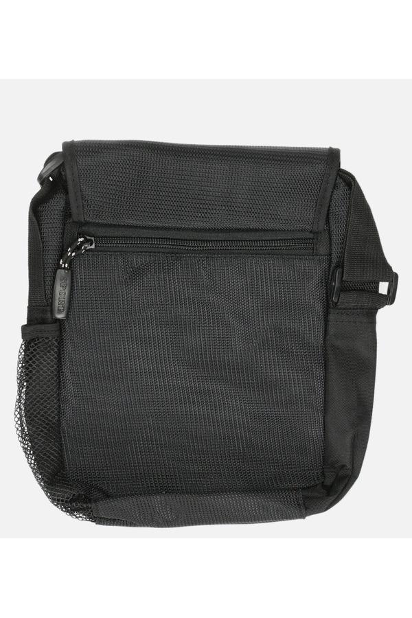 Czarna torba męska na ramię Casu 0466 czarny