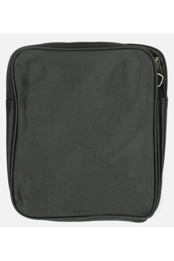 Czarna torba męska na ramię Casu 815 czarny