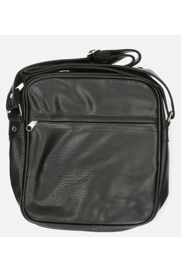 Czarna torba męska na ramię Casu JK2012A czarny