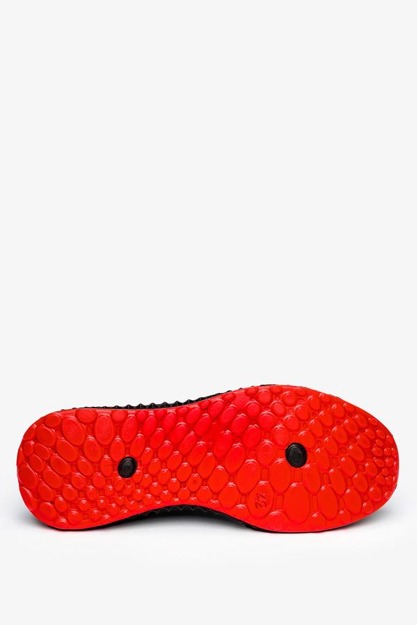 Granatowe buty sportowe sznurowane Casu JX-35 granatowy