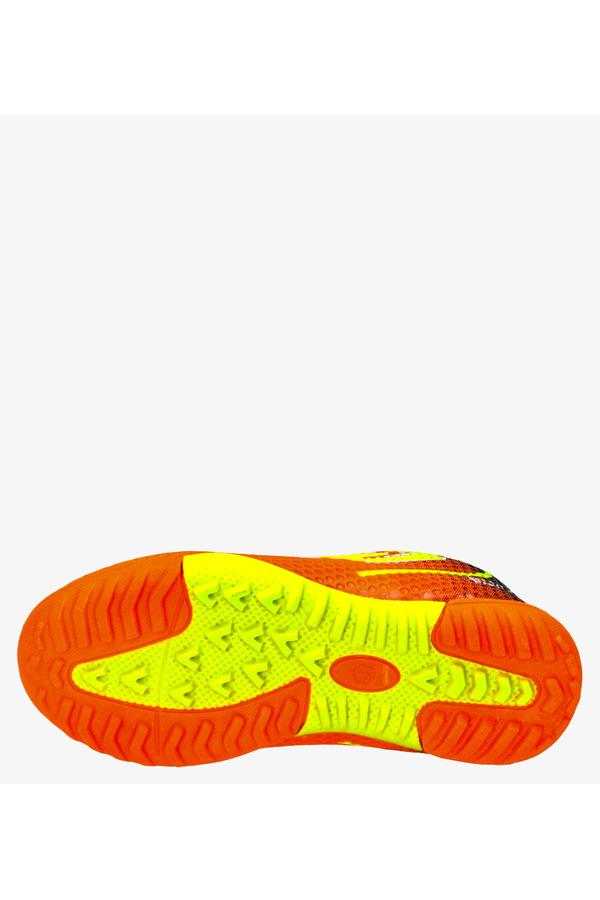 Pomarańczowe buty sportowe orliki sznurowane Casu 21M2/M pomarańczowy