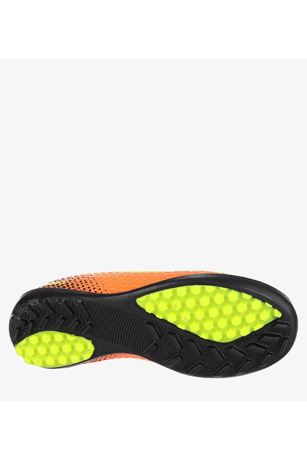 Pomarańczowe buty sportowe orliki sznurowane Casu D415-22 pomarańczowy