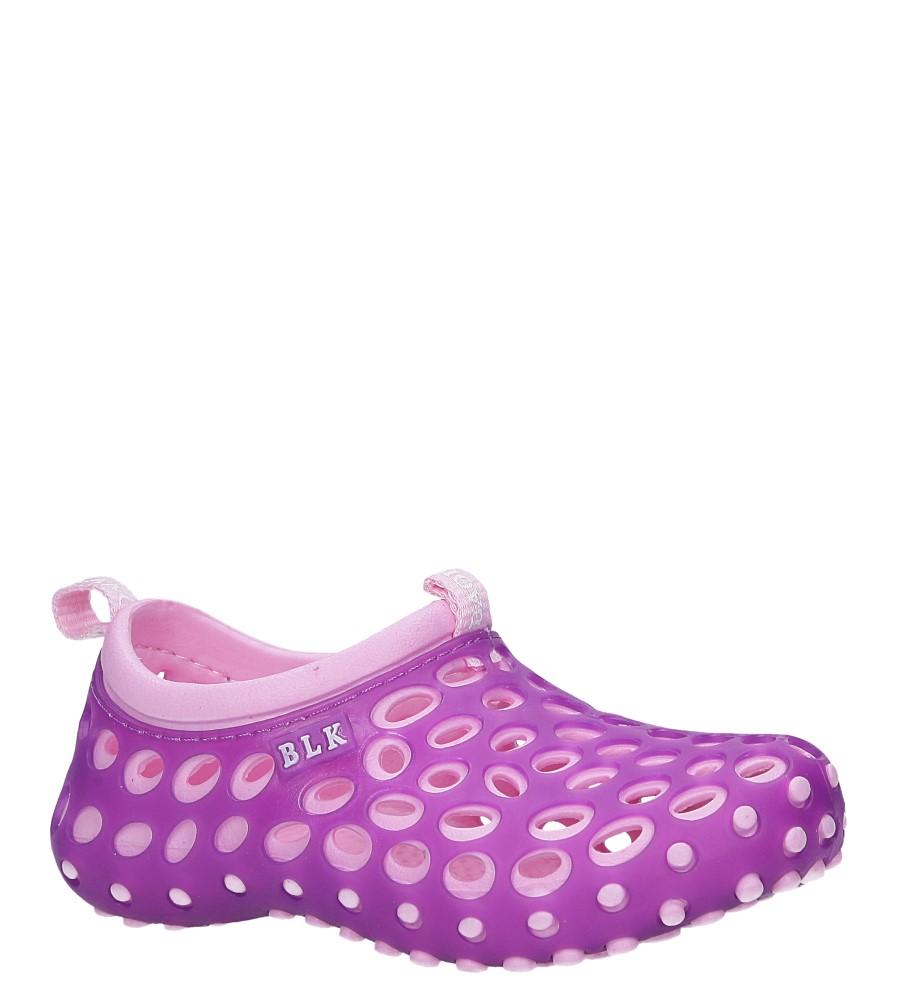 Fioletowe buty do wody Casu 748
