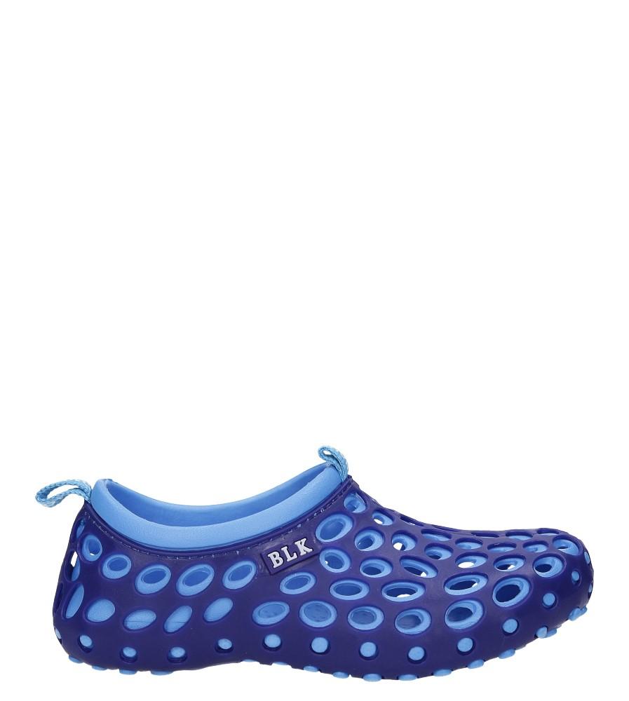 Granatowe buty do wody Casu 748