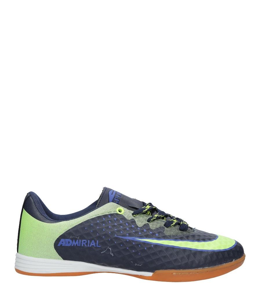 Granatowe buty sportowe Casu LD284B-1