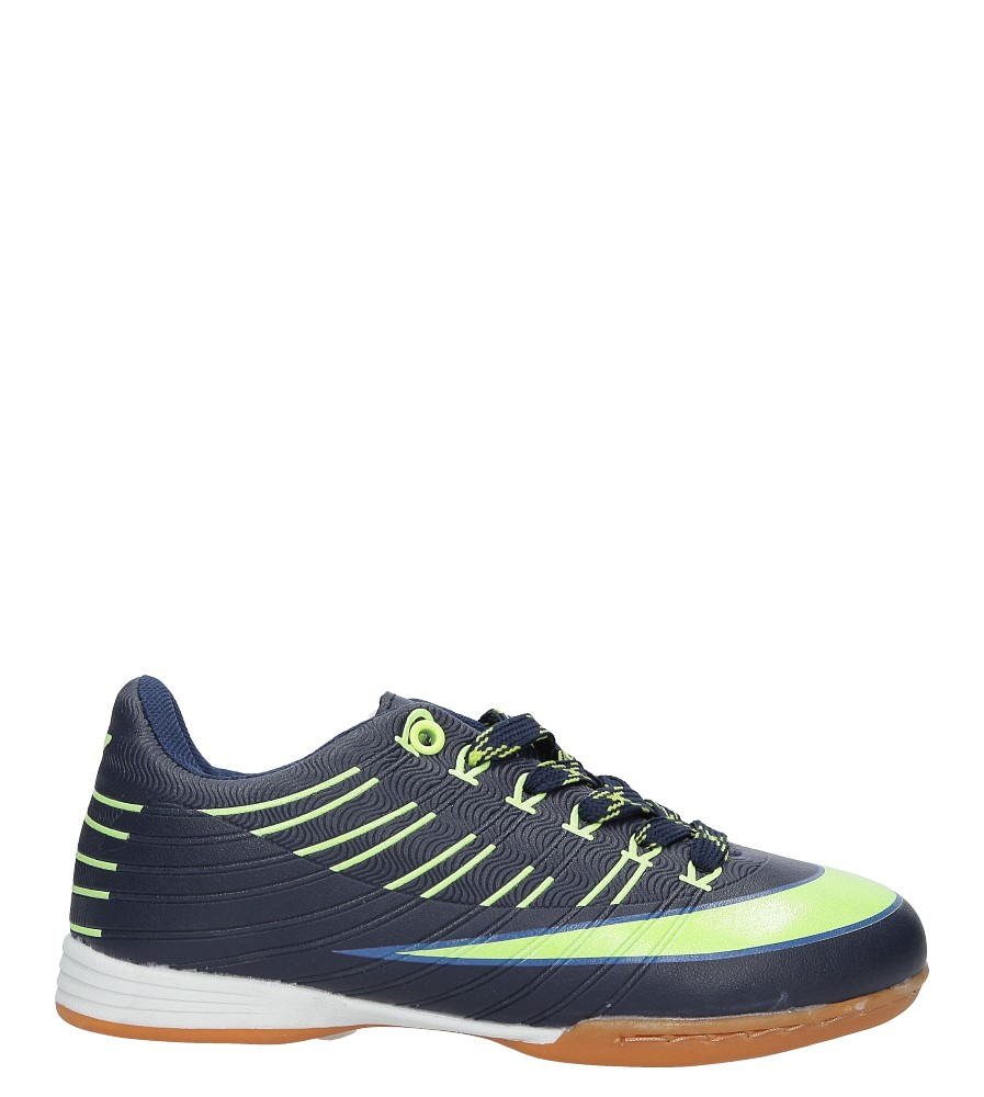 Granatowe buty sportowe Casu LD285B-1
