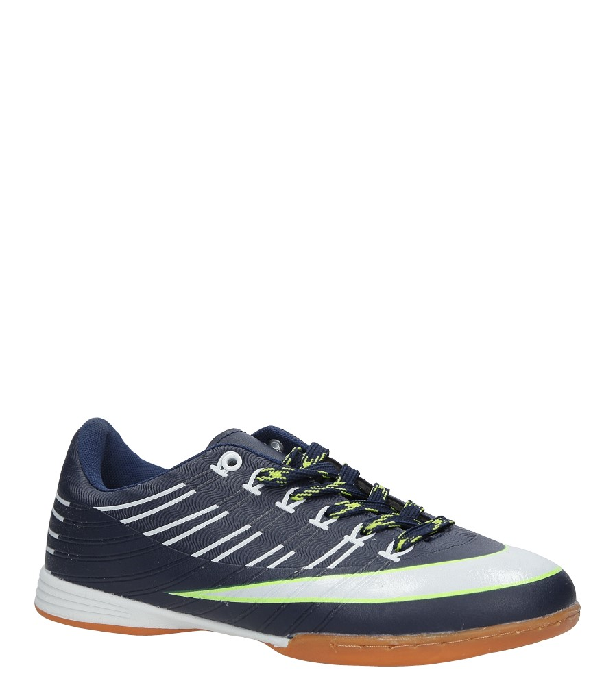 Granatowe buty sportowe Casu LD285B-2