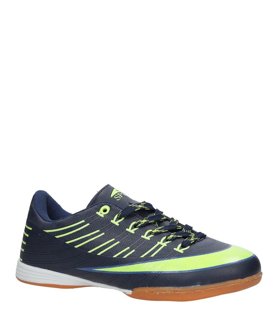 Granatowe buty sportowe Casu LD285C-1/-3