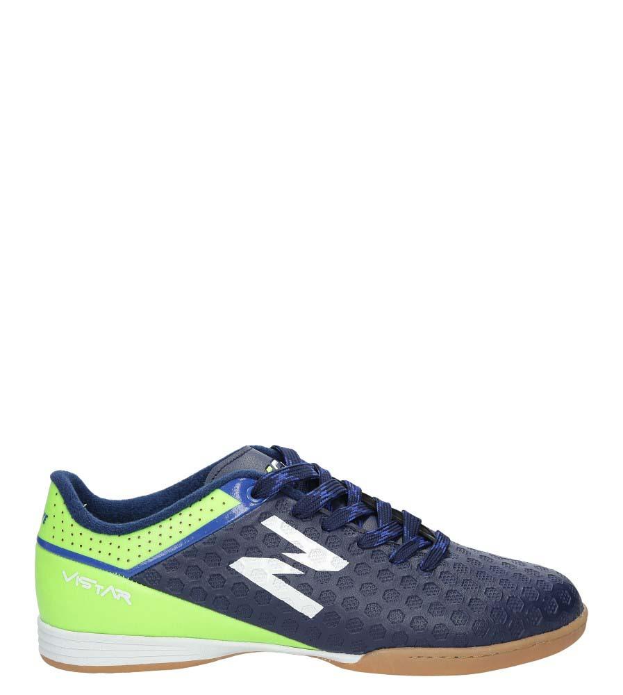 Granatowe buty sportowe Casu MXC7414