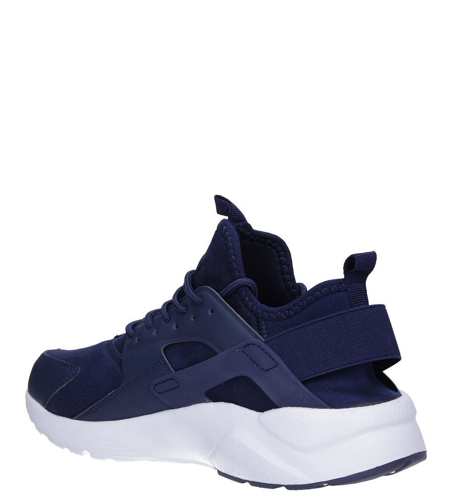 Granatowe buty sportowe sznurowane Casu U8102-3 sezon Całoroczny