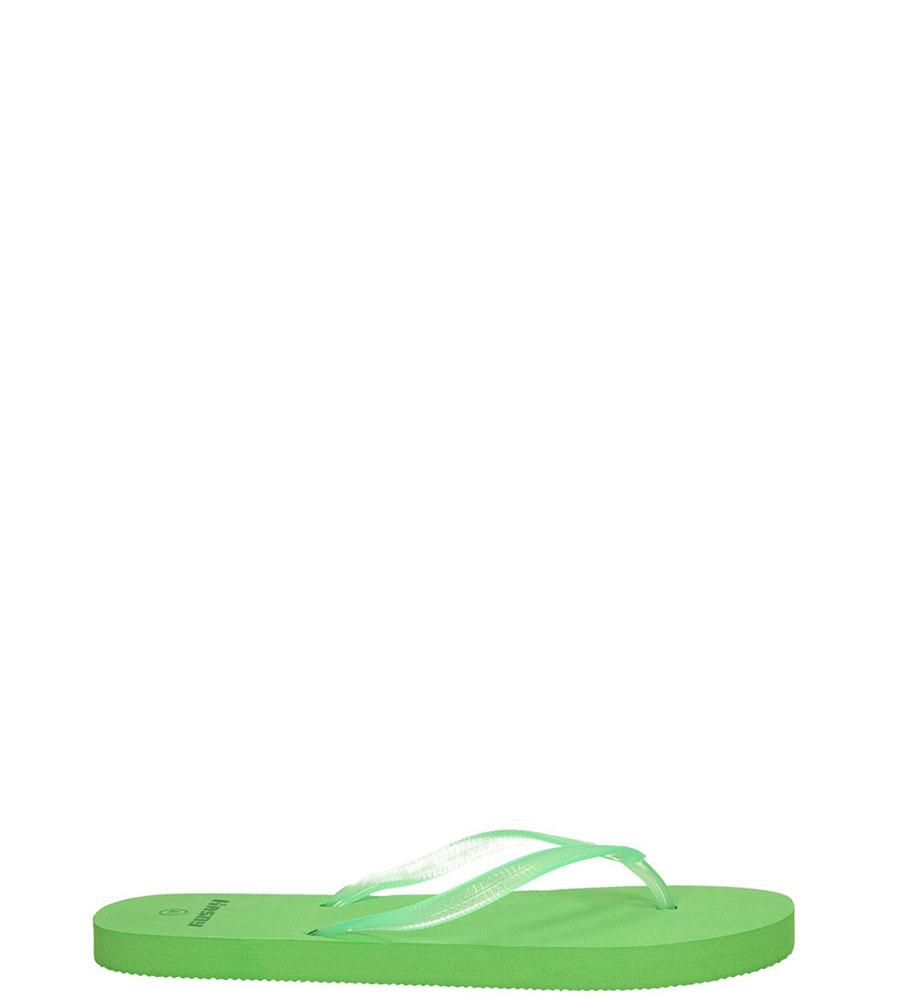 Damskie JAPONKI K327A zielony;;