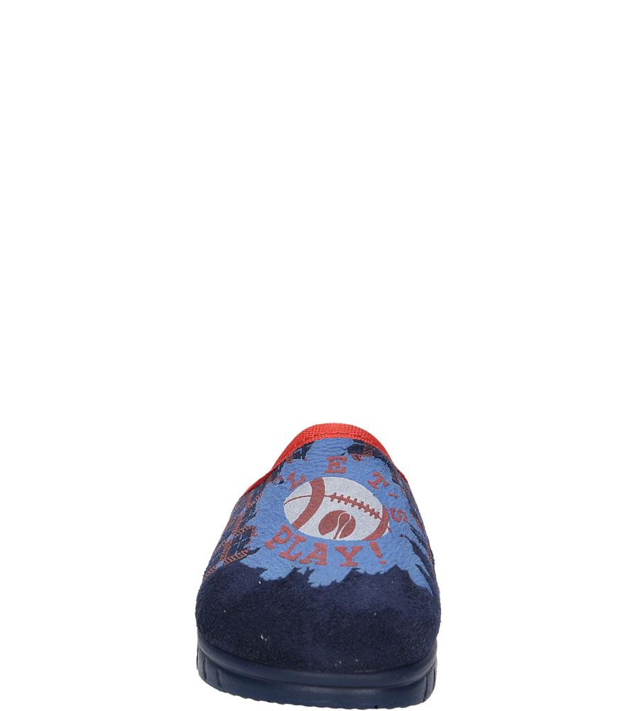 KAPCIE INBLU BC000039 kolor granatowy
