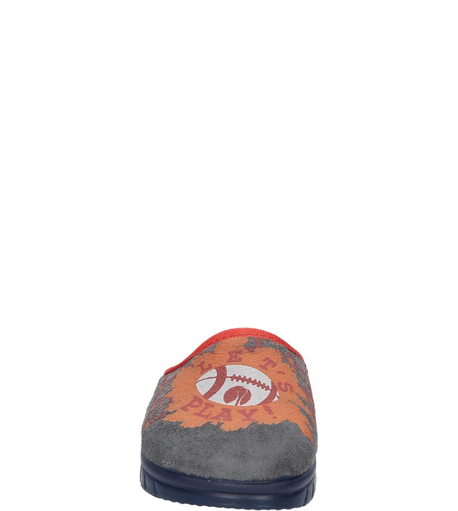 KAPCIE INBLU BC000039 kolor szary