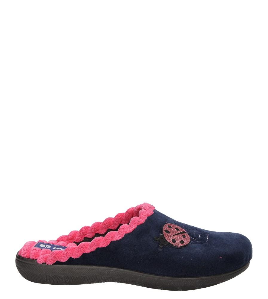 Damskie KAPCIE INBLU BQ000123 niebieski;różowy;