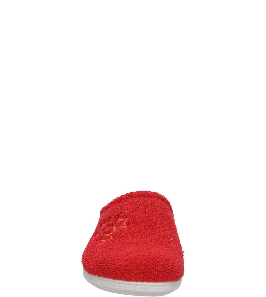 KAPCIE INBLU BS000028 kolor czerwony